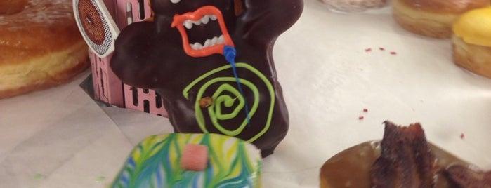 Voodoo Doughnut is one of Portlandia Pilgrimage.