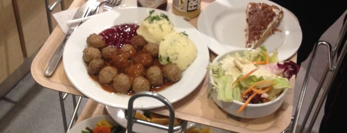 Restauracja IKEA is one of Krzysztofさんのお気に入りスポット.