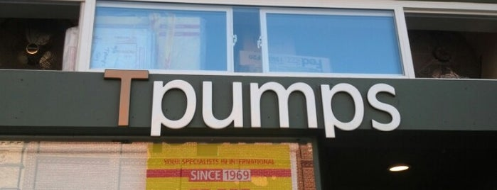 Tpumps is one of Bay Area.