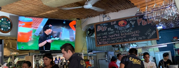 Cabo Cantina is one of Places I Go when I Travel.