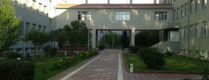 İkmal Maliye Okulu ve Eğitim Merkezi Komutanlığı is one of Gespeicherte Orte von 🇹🇷.