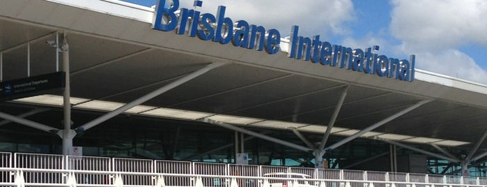 Brisbane Airport International Terminal is one of Australia.