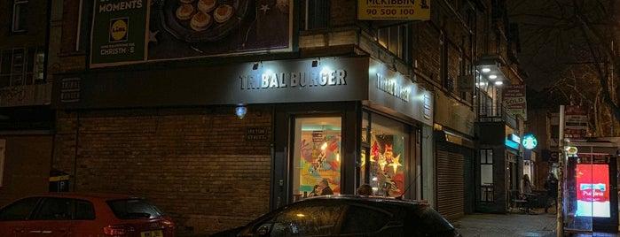 Tribal Burger is one of Richard'ın Beğendiği Mekanlar.