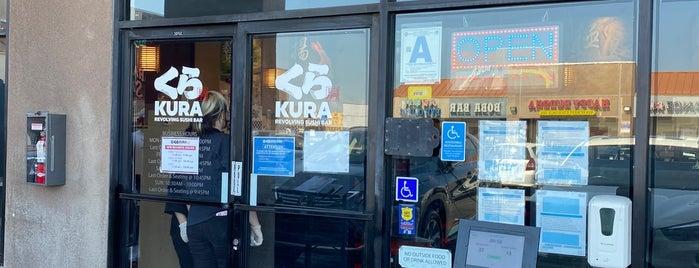 Kura Revolving Sushi Bar is one of Best of San Diego.