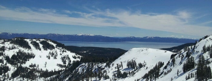 Alpine Meadows Ski Resort is one of Going Back To Cali...Again.