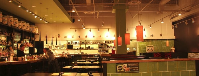 Masu Sushi & Robata is one of #ministerapproved.