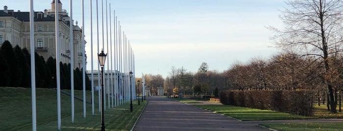 Константиновский парк is one of Lo.