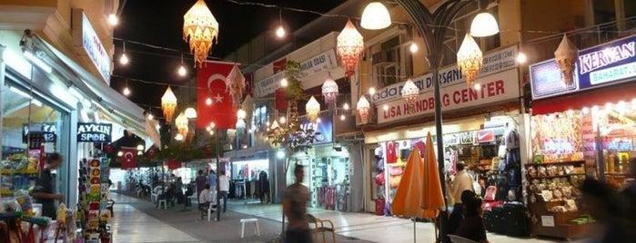 Kuşadası Çarşı is one of Enes : понравившиеся места.