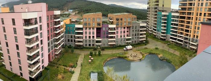 Sinpaş GYO - Aydos Country is one of Lugares favoritos de Enes.