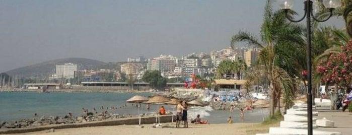 Kuşadası Sahili is one of Enes : понравившиеся места.