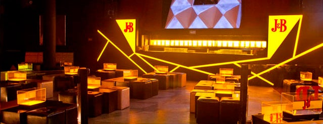 Montecristo Club is one of Mexico City's Best Nightclubs - 2013.