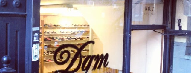 DQM (Dave's Quality Meat) is one of For NYC Shopaholics.