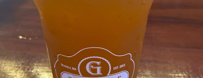 Gentile Brewing Company is one of New England Breweries.
