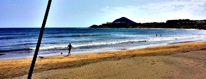 Playa La Jaquita is one of Irinaさんのお気に入りスポット.