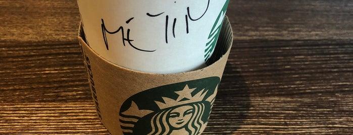 Starbucks is one of Deniz'in Beğendiği Mekanlar.
