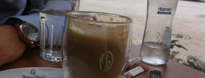 Kahve Diyarı is one of Nargile mekanlarım.
