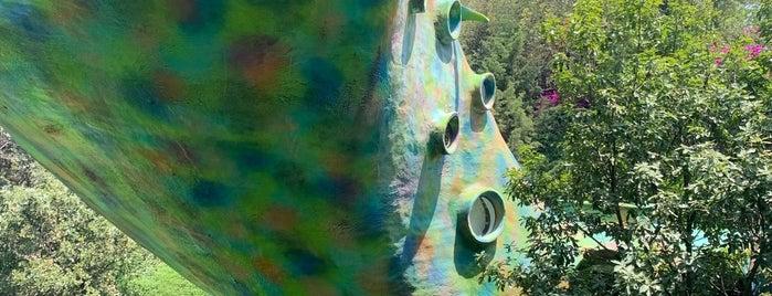 El Nido de Quetzalcóatl is one of Méhico DF.