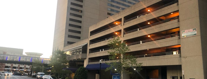 Hilton Lexington/Downtown is one of Hotels.