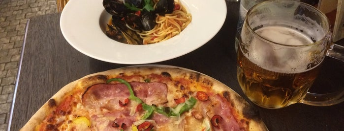 Pizza & Pasta Factory is one of Charles 님이 좋아한 장소.