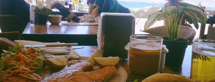 Agua Cafe is one of Tenerife.