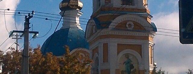 Вознесенская церковь is one of Russia10.