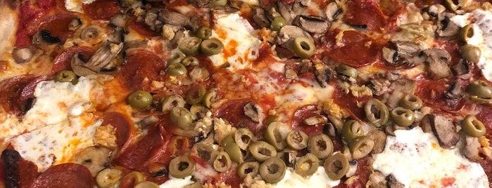 Little Deli & Pizzeria is one of Tempat yang Disukai Josh.