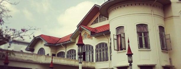 Phya Thai Palace is one of Rob & Bec Visit Bangkok.