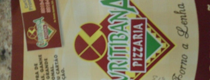 Pizzaria Curitibana is one of สถานที่ที่ Vinicius ถูกใจ.