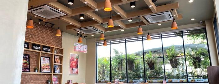 Burger King is one of Yodpha : понравившиеся места.