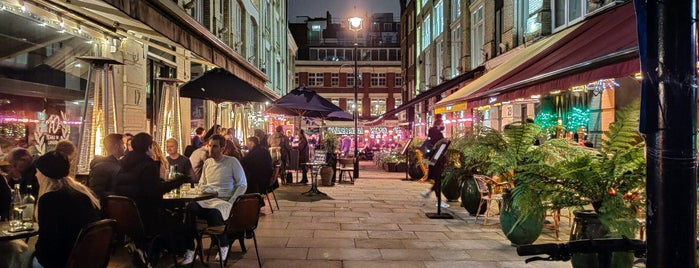 Heddon Street is one of London Favourite.