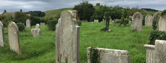 Abbotsbury Abbey Remains is one of Places to visit in Dorset.