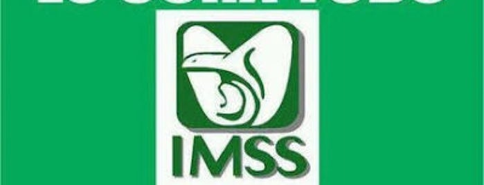 Seguro Social (IMSS) is one of BestDay.Com.Mx: сохраненные места.