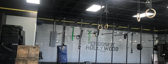 CrossFit Hollywood is one of Other skin on the face if acne is caused by stesd.
