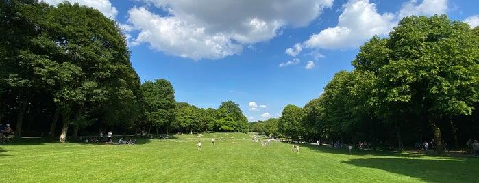 Sendling-Westpark is one of Lugares favoritos de Rob.