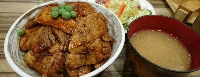 豚や is one of Posti che sono piaciuti a Katsu.