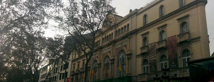 Conservatori del Liceu is one of Barcelona.