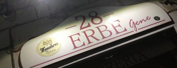 28 Erbe is one of √ Best Cafès & Bars in Genova.