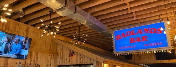 Badlands Saloon & Grille is one of Corey : понравившиеся места.