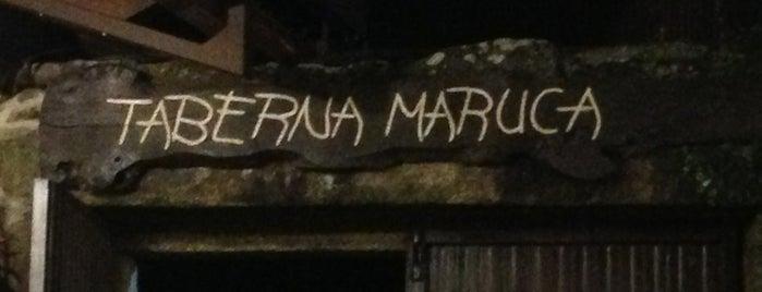 Maruca is one of Nueva lista.
