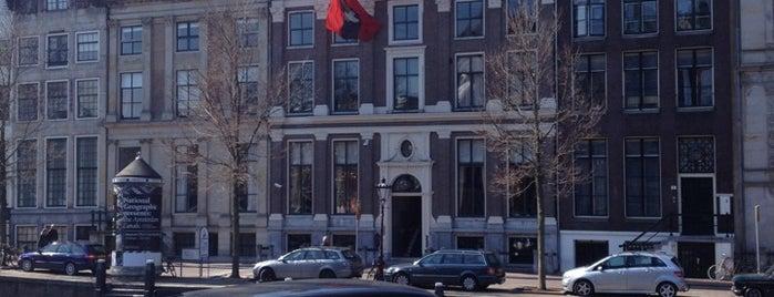 Museum Het Grachtenhuis is one of Amsterdam.