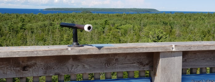 Visitor Centre Viewing Tower is one of Ontario.