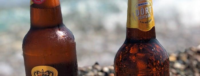 Kiriş Beach is one of สถานที่ที่ Yunia ถูกใจ.
