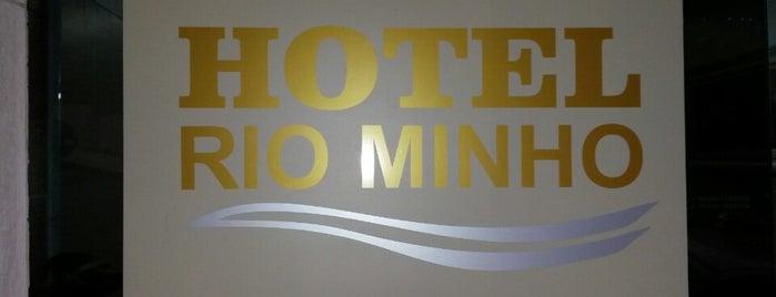 Hotel Rio Minho is one of Visitar.