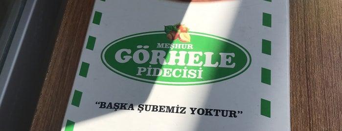 Meşhur GörHele Pidecisi - Mustafa Usta is one of สถานที่ที่บันทึกไว้ของ Firat.