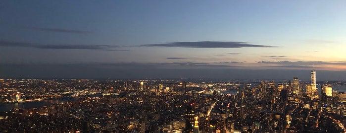 Empire State Building is one of Locais curtidos por Rafael.