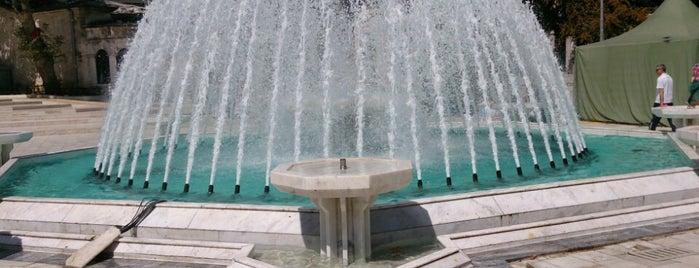 Eyüpsultan Meydanı is one of تركيا 2.