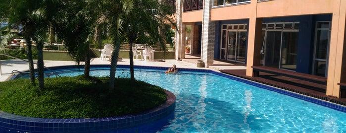 Hotel Internacional - Resort Costão do Santinho is one of Maria Carolina'nın Beğendiği Mekanlar.