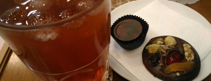 Cia Mineira de Chocolates is one of Maria Carolina'nın Beğendiği Mekanlar.