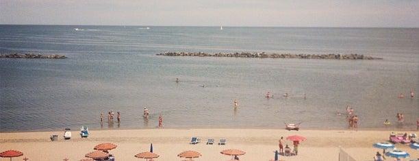 Lido degli Scacchi is one of Riviera Adriatica 3rd part.