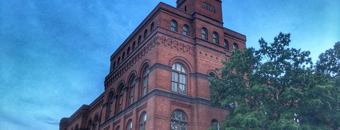 USDA Forest Service Yates Bldg is one of 111 Places in Washington You Must Not Miss.